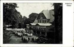 Postcard Linda Brand Erbisdorf im Kreis Mittelsachsen, Gasthaus Schrödermühle