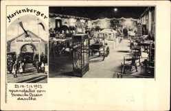 Postcard Marienberg im Erzgebirge Sachsen, Gewerbeausstellung 1903, Innenansicht