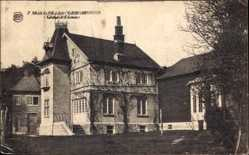Postcard Mont de L'Endus Wallonien Hennegau, Château, Schloss