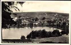 Postcard Braunlage im Oberharz, Blick nach den rauhen Wiesen