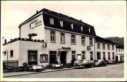 Postcard Irrel Rheinland Pfalz, Gasthaus und Pension Koch Schilt