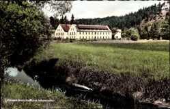 Postcard Windisch Eschenbach Oberpfalz Bayern, Diözesenexerzitienhaus Johannisthal