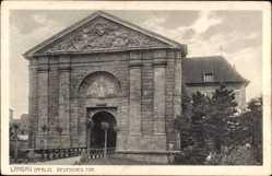 Postcard Landau in der Pfalz, Blick auf das Deutsche Tor