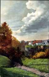 Ak Mühldorf, Herbstbilder, Nenke und Ostermaier 1341