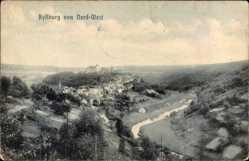 Postcard Kyllburg in der Eifel Rheinland Pfalz, Blick von Nord West