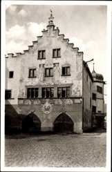 Postcard Villingen Schwenningen im Schwarzwald, Altes Rathaus