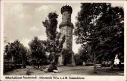 Postcard Freudenstadt im Nordschwarzwald, Friedrichsturm, Aussichtsturm