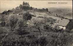 Postcard Chaudfontaine Wallonien Lüttich, Chèvremont, Site pittoresque