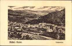 Künstler Ak Baden Baden im Stadtkreis Baden Württemberg, Lichtental