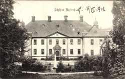 Postcard Antfeld Olsberg, Blick auf das Schloss im Hochsauerland