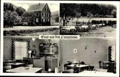 Postcard Bad Laasphe im Kreis Siegen Wittgenstein, Gasthof Zum Laasethal, Inh Feuring