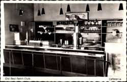 Postcard Soest in Nordrhein Westfalen, Old Red Patch Club, Cafeteria
