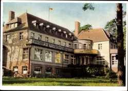 Postcard Arendsee Altmark, FDGB Erholungsheim, Waldheim