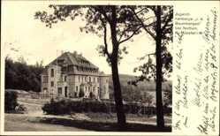 Postcard Nottuln in Westfalen, Blick auf Jugendherberge in den Baumbergen