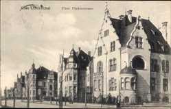 Postcard Lindenthal Köln Rhein, Fürst Pücklerstraße, Villen