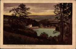 Postcard Lüdenscheid im Märkischen Kreis, Fuelbeker Talsperre