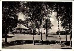 Ak Dallgow Döberitz im Havelland, Olympisches Dorf, Bastion, Wirtschaftsgebäude