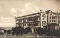 Postcard Konstantinopel Istanbul Türkei, Ambassade d'Allemagne a Pera, Botschaft