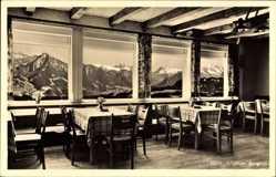Postcard Sonthofen im Kreis Oberallgäu Schwaben, Berggasthaus Allgäuer Berghof