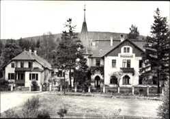 Postcard Zittau Eichgraben in der Oberlausitz, Alters und Erholungsheim Bethlehemstift