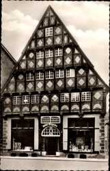 Postcard Oldenburg in Niedersachsen, Haus Degode von 1502