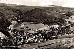 Postcard Ramsbeck Bestwig im Hochsauerlandkreis, Blick auf den Ort