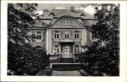 Postcard Salzhausen in Niedersachsen, Hamburger Kinderheim Haus Schnede