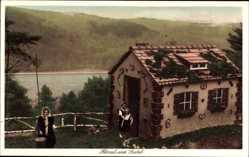 Ak Hänsel und Gretel, Gasthaus zum Deutschen Märchenwald