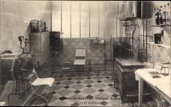 Ak Maison de Santé du Docteur Bonnet, Salle de stérilisation