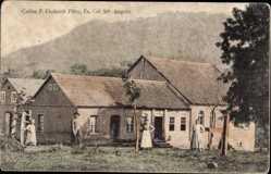 Postcard Colonia Santo Angelo Brasilien, Carlos F. Ehrhardt Filho,Ex. Col. Sto. Angelo