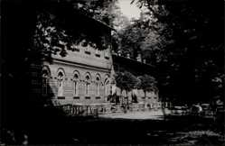 Foto Ak Havelberg in Sachsen Anhalt, Blick auf Gasthaus Mühlenholz