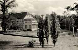 Postcard Bad Sülze in Mecklenburg Vorpommern, Rheumeheilstätte Rosengarten