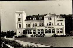 Postcard Heiligendamm Ostseebad Kühlungsborn im Kreis Rostock, Fritz Reuter Haus