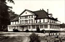 Postcard Reinhardsbrunn Friedrichroda im Thüringer Wald, Parkhotel Reinhardsbrunn