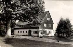 Postcard Oelsnitz Vogtland, Ferienheim Kottenheide der VOB Aufwärts
