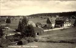 Postcard Mühlleiten Klingenthal im Vogtland Sachsen, HO Hotel Buschhaus