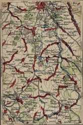 Landkarten Ak Freiberg im Kreis Mittelsachsen, Helbigsdorf, Haselbach, Sayda
