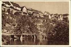Postcard Wildberg Schwarzwald, WHW Das schöne Deutschland Bild 81