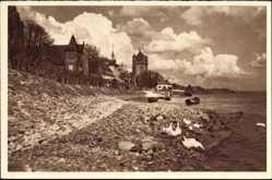 Postcard Eltville am Rhein Hessen, Das schöne Deutschland, WHW Bild 190