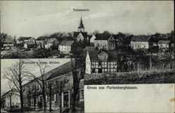 Postcard Marienberghausen Nümbrecht im Oberbergischen Kreis, Gasthaus H. Stöcker
