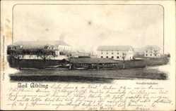 Ak Bad Aibling im Kreis Rosenheim Oberbayern, Der Schuhbräukeller