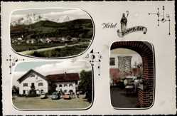 Postcard Ainring im Berchtesgadener Land Oberbayern, Hotel Rupertihof