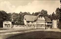 Postcard Elbingerode Oberharz Brocken, Diakonissenmutterhaus Neuvandsburg, Haus Birke