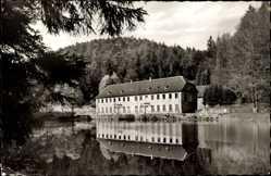 Postcard Kaiserslautern Rheinland Pfalz, Erholungsheim Herrenhaus der AWO im Karlstal