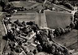 Postcard Vlotho in Nordrhein Westfalen, Fliegeraufnahme, Schwefelbad Seebruch