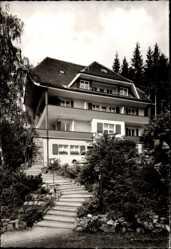 Postcard Titisee Neustadt im Breisgau Hochschwarzwald, Kneipp Kurheim Sonnhalde
