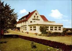 Postcard Hummersen Lügde im Weserbergland, Hotel und Pension Zur Post