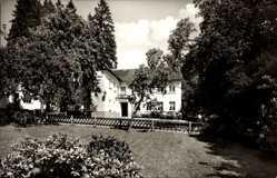 Postcard Niederrengse Bergneustadt, Restaurant Pension Rengser Mühle, Vormstein