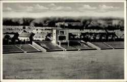Postcard Wrocław Breslau Schlesien, Friesenwiese im Hermann Göring Stadion