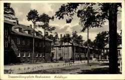 Postcard Świętoszów Neuhammer Queis Schlesien, Truppenübungsplatz, Waldlager